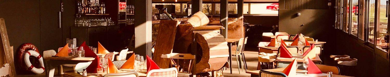 restaurant en bord de saone